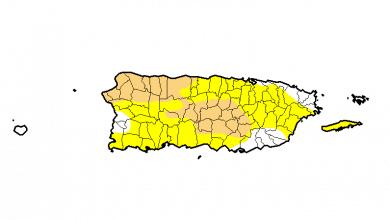 Photo of Gran parte de la isla sigue bajo sequía anómala o moderada