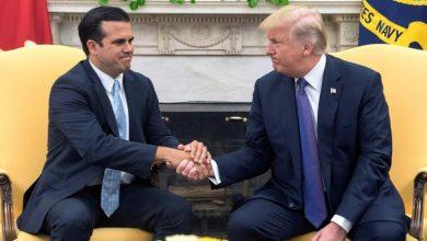 Photo of VIDEO: Donald Trump asegura que Rosselló «es un terrible gobernador»