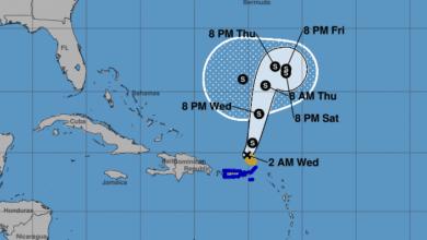 Photo of Descontinúan aviso de tormenta para Puerto Rico
