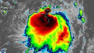 Photo of Se fortalece la tormenta Karen