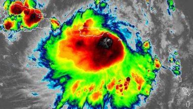 Photo of Centro de Karen está por entrar en el sureste de Puerto Rico