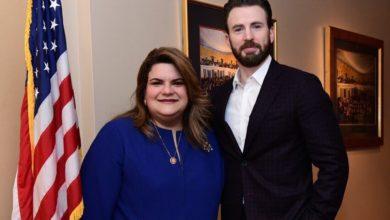 Photo of Jenniffer González se reúne con el Capitán América