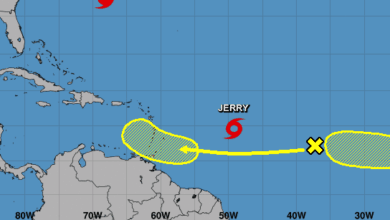Photo of Vigilan onda tropical que se dirige al Caribe
