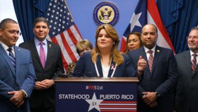 Photo of Jenniffer González busca que Puerto Rico sea estado en 30 meses