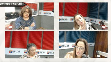 Photo of Caliente debate en panel de mujeres de Dígame la Verdad