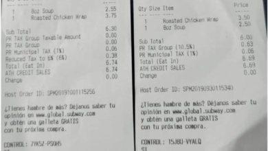 Photo of Denuncian aumento de precios en alimentos preparados tras reducción de IVU a 7%