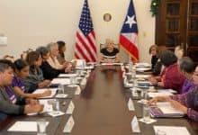Photo of Gobernadora creará grupo de trabajo para atender problema de violencia de género