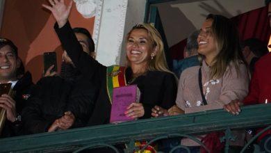 Photo of Jeanine Áñez se proclama la nueva presidenta de Bolivia