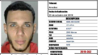Photo of Arrestan a individuo que estaba prófugo por asesinato en Arecibo