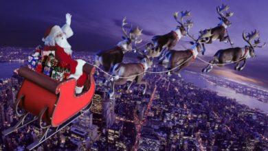 Photo of ¿Por dónde va Santa?