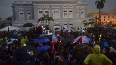 Photo of Policía recibe cuatro querellas por daños en San Juan durante manifestación