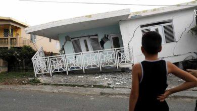 Photo of 700 casas han colapsado por fuertes temblores en el sur