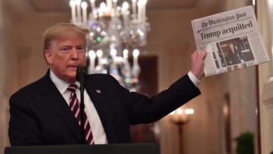 Photo of Trump, absuelto, se muestra victorioso tras «terrible calvario»