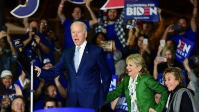 Photo of Joe Biden revive en el «supermartes» y arrebata el liderato a Sanders