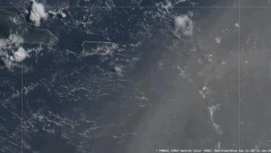 Photo of Altas concentraciones de polvo del Sahara continuarán hasta el martes