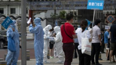 Photo of Capital de China vuelve a cerrar ante repunte de Covid-19