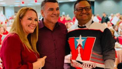 """Photo of Alcalde de Caguas endosa a """"Charlie"""" Delgado en la primaria PPD"""