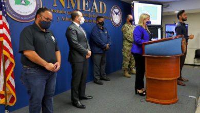 Photo of Gobierno ofrece actualización tras paso de tormenta Isaías