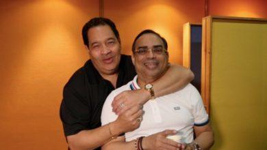 """Photo of Gilberto Santa Rosa celebra su cumpleaños con """"La Familia"""""""
