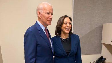 """Photo of Kamala Harris: """"Joe Biden puede unificar al pueblo estadounidense"""""""