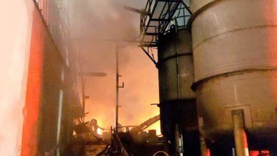 Photo of Sobre 200 empleados se quedan en la calle tras incendio de refinería en Yabucoa