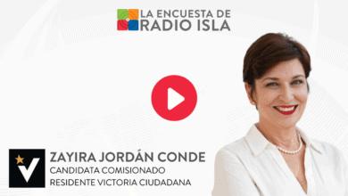 """Photo of Candidata a la comisaría residente por MVC: """"Estoy complacida y orgullosa"""""""