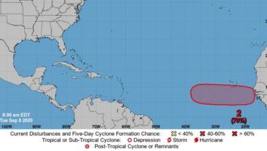 Photo of Hacen advertencias sobre onda tropical con alto potencial desarrollo ciclónico