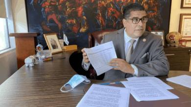 """Photo of """"Tatito"""" Hernández critica a """"Johnny"""" Méndez por no entregar la nómina completa"""