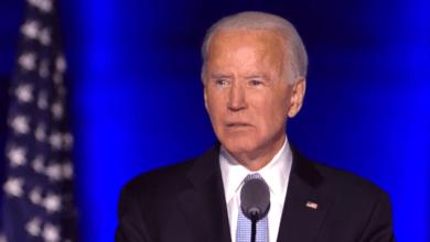 Photo of Joe Biden ofrece su primer mensaje como presidente electo de los Estados Unidos