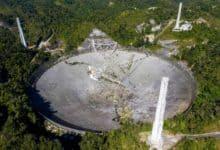 Photo of Revelan videos del colapso de la plataforma del Observatorio de Arecibo